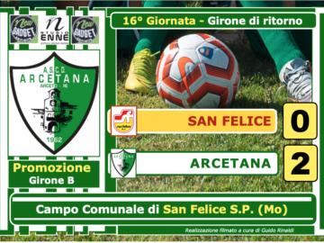 San Felice - Arcetana