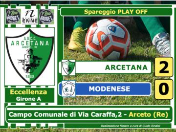 Arcetana - Modenese